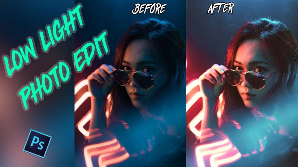 Editing For Low Light Photography